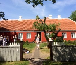 Skagen, Anchers hus