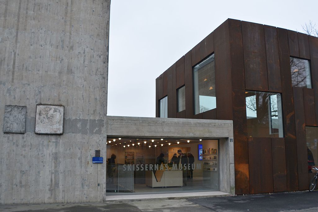 Skissernas museum, källa: Bengt Oberger [CC BY-SA 4.0 (https://creativecommons.org/licenses/by-sa/4.0)]